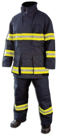 Proof Endurance FRMJT Fireman Jacket & Trouser UAE KSA