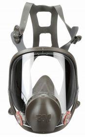 3M 6800 Medium Full Facepiece Reusable Respirator UAE