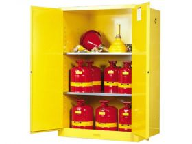 Sure-Grip EX Flammable Safety Cabinet 90 Gallon UAE