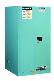 Buy Justrite 8990021 Sure-Grip EX Corrosives/Acid Steel Safety Cabinet 90 Gallon in UAE Saudi Arabia KSA