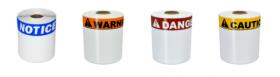 Outdoor Arc Flash, Health & Safety Labels UAE
