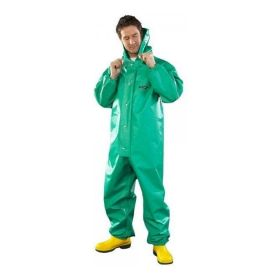 Chemmaster CMBH-EW Chemical Suit with Hood with Elasticated Wrists UAE KSA