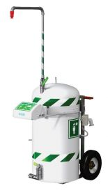 Hughes STD-J-40K Mobile Self-Contained Pre-Insulated Emergency Safety Shower