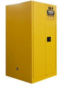 Standard Double Door Safety Cabinet for Flammables 60Gal UAE