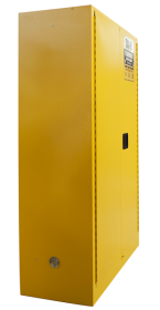 Standard Double Door Safety Cabinet for Flammables 45Gal UAE