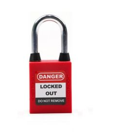 Modern MBOGDP38 Safety Padlock 38mm Dust-Proof Steel Shackle UAE KSA