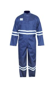 Meshal TS12CVRL Durable Arc Flash Fire Retardant Coverall 12 cal/cm² UAE KSA