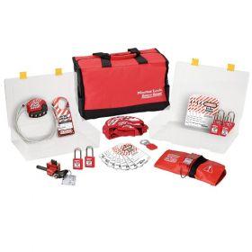 Model No. 1458V410 | Lockout Kit | Master Lock UAE