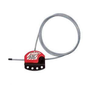 Master Lock S806 Adjustable Cable Lockout UAE