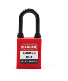 Modern MP38P Safety Padlock 38 mm Dust-Proof Nylon Shackle UAE KSA