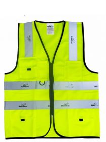 Vaultex SBQ Executive Fabric Vest UAE KSA