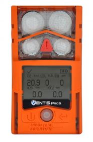 Industrial Scientific VP5-LJ531101211 Ventis PRO5 Multi Gas Monitor UAE KSA