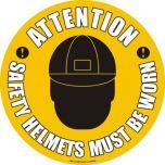 Safety Helmets Must Be Worn UAE