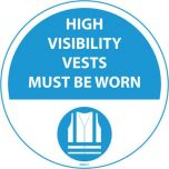 High Visibility Vests Must Be Worn UAE