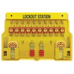 Model No. 1483BP410   Lockout Station   Master Lock UAE