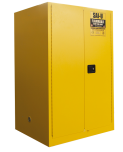 Standard Double Door Safety Cabinet for Flammables 90Gal UAE